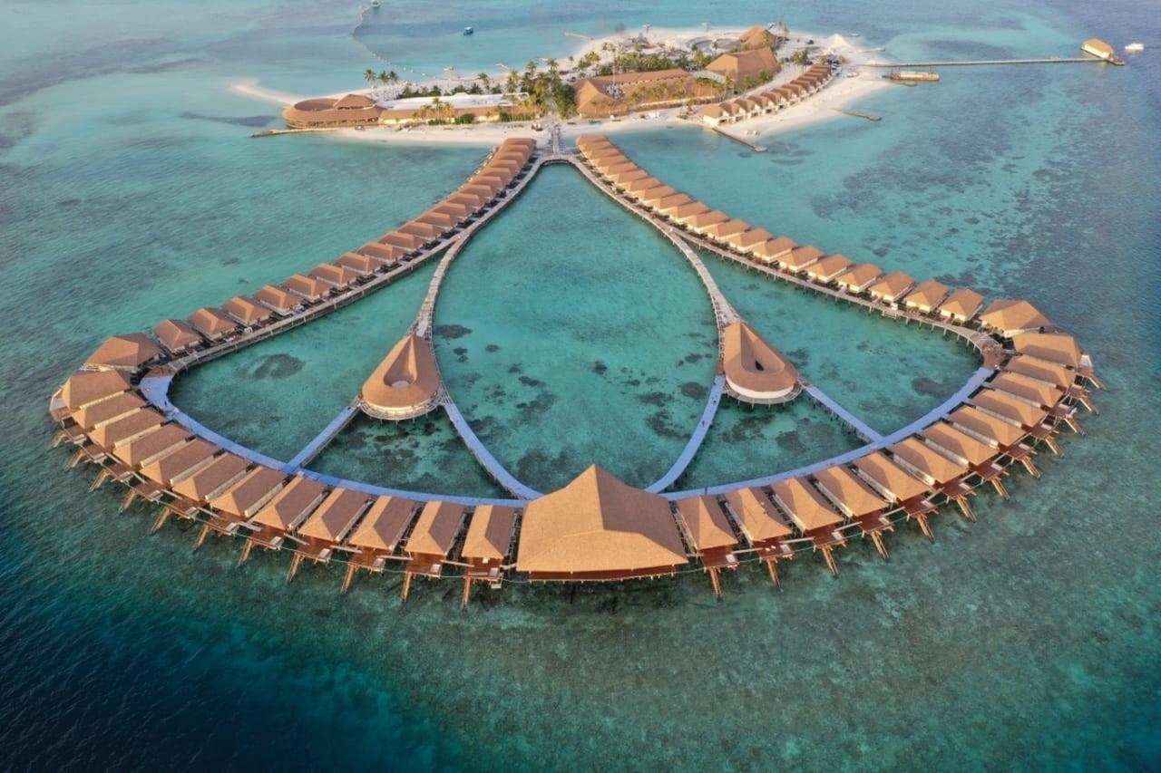 Fiber Thatch Cinnamon Velifushi Maldives 49