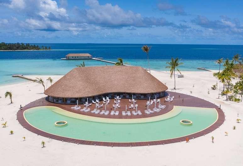 Fiber Thatch Cinnamon Velifushi Maldives 52